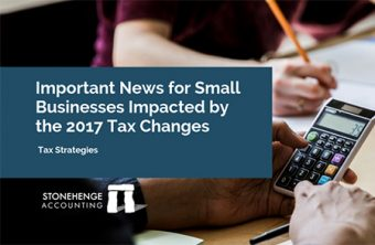 Important news for Small Businesses impacted by the recent Liberal tax proposals!