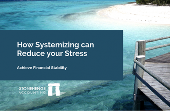 How Systemizing can Reduce your Stress