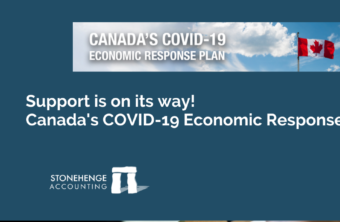 Support is on its way! – Canada's COVID-19 Economic Response Plan
