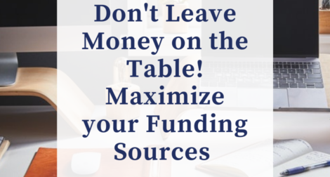 Don't Leave Money on the Table!